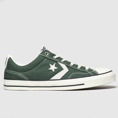 Converse Green Star Player Ev Trainers