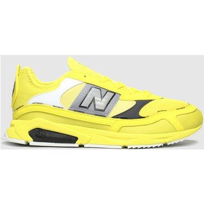 New Balance Yellow Xrc Trainers