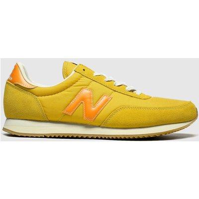 New Balance Yellow 720 V1 Trainers