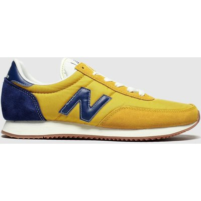 New Balance Blue & Yellow 720 V1 Trainers