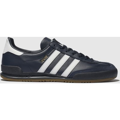 Adidas Navy & White Jeans Trainers