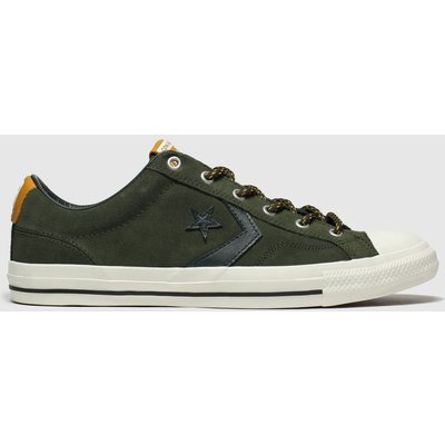 Converse Khaki Mountain Club Star Player Trainers