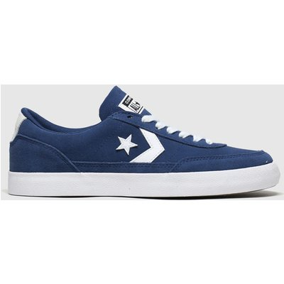 Converse Navy & White Net Star Classic Trainers