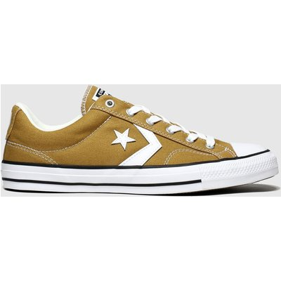 Converse Tan Star Player Ox Trainers