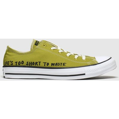 Converse Dark Green Renew Ox Trainers