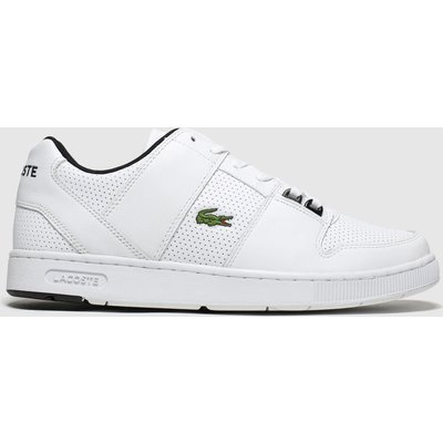 Lacoste White Thrill Trainers
