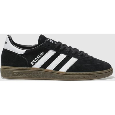 adidas black   white handball spezial trainers - 4045008966817