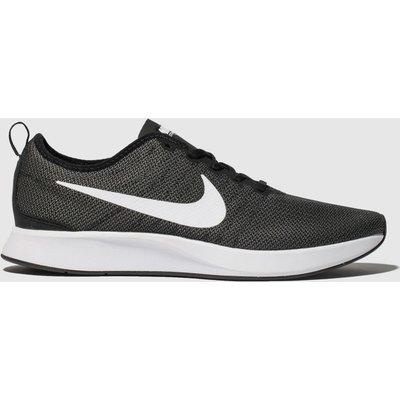 Nike Black   Grey Dualtone Racer Trainers - 887225056988