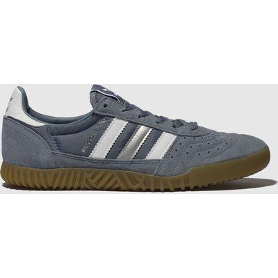 Adidas Grey Indoor Super Trainers