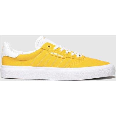 Adidas Skateboarding Yellow 3mc Trainers