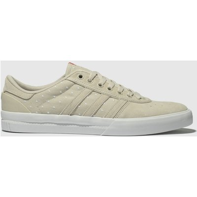 Adidas Skateboarding Natural Lucas Premiere Trainers