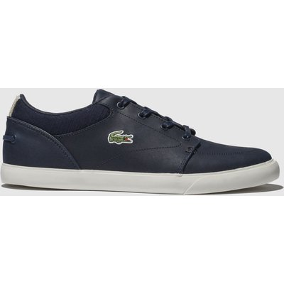 Lacoste Navy Bayliss Trainers
