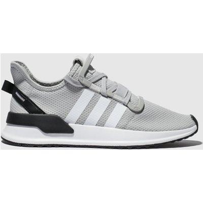 Adidas Grey U_path Run Trainers