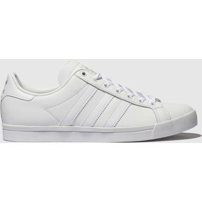 Adidas White Coast Star Trainers