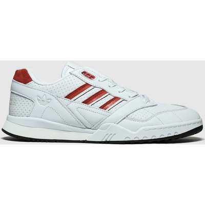 Adidas Pl Blue & Red A.r. Trainers Trainers