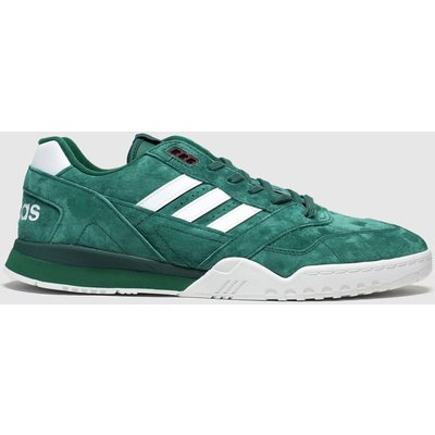 Adidas Green A.r. Trainers