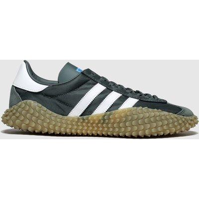 Adidas Dark Green Countryxkamanda Trainers