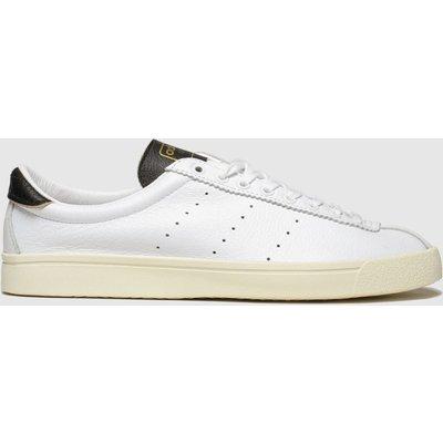Adidas White & Black Lacombe Trainers