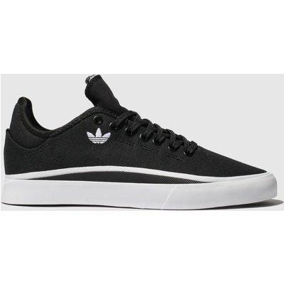 Adidas Skateboarding Black & White Sabalo Trainers