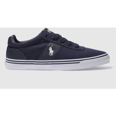 Polo Ralph Lauren Navy Hanford 2 Shoes - 5051571734363