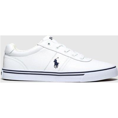Polo Ralph Lauren White Hanford Shoes