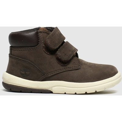 Timberland Dark Brown Toddle Tracks Boots Toddler