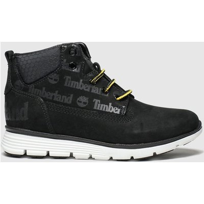 Timberland Black Killington Chukka Boots Junior