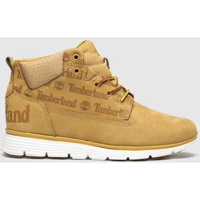 Timberland Tan Killington Chukka Boots Youth