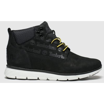 Timberland Black Killington Chukka Boots Youth