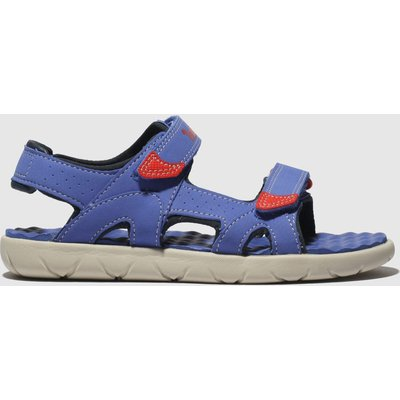 Timberland Blue Perkins Row Sandals Toddler