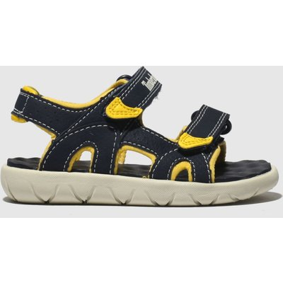 Timberland Navy Perkins Row Sandals Toddler