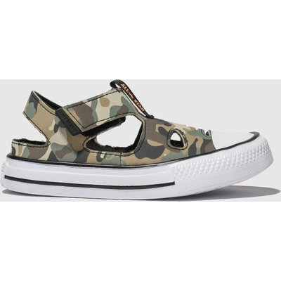 Converse Khaki All Star Superplay Sandal Sandals Toddler