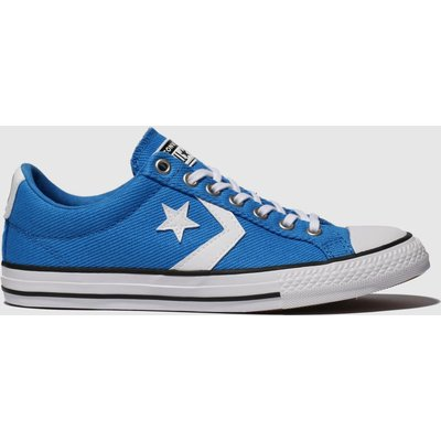 Converse Blue Star Player Ev Lo Trainers Youth