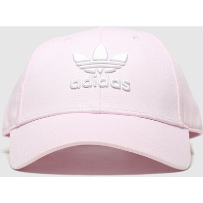 Accessories Adidas Pale Pink Baseball Classic Trefoil