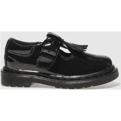 Dr Martens Black Torey Shoes Toddler
