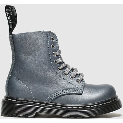 Dr Martens Blue 1460 Pascal Boots Toddler
