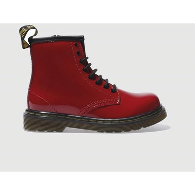 Dr Martens Red 1460 Boots Toddler