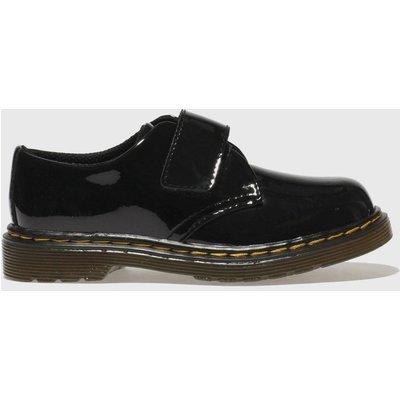Dr Martens Black Kamron Shoes Toddler
