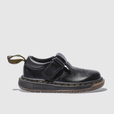 Dr Martens Black Dulice Shoes Toddler