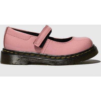Dr Martens Pink Maccy Shoes Toddler