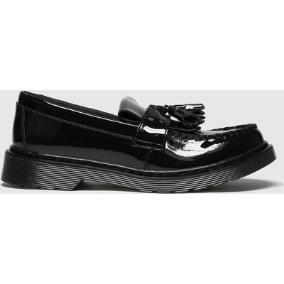 Dr Martens Black Adrian Boots Junior