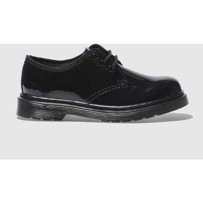 Dr Martens Black 1461 Shoes Junior