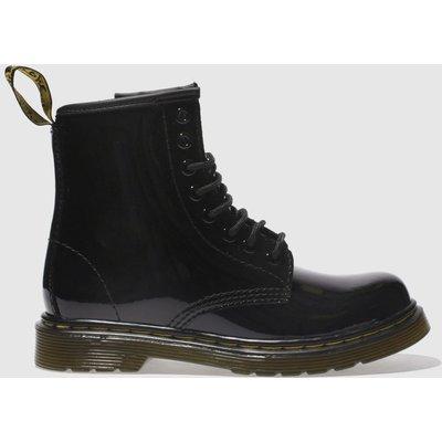 Dr Martens Black 1460 Boots Junior