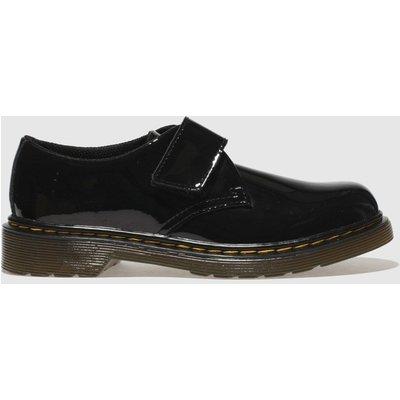 Dr Martens Black Kamron Shoes Junior
