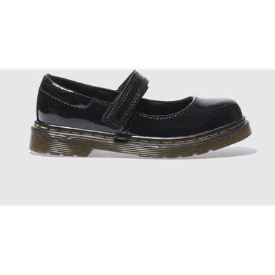 Dr Martens Black Maccy Shoes Junior