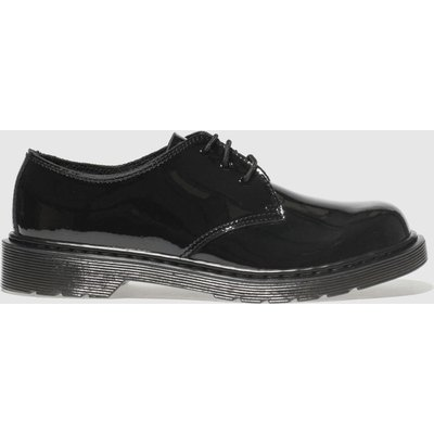 Dr Martens Black 1461 Shoes Youth
