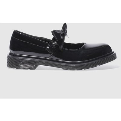 Dr Martens Black Maccy Ii Shoes Youth