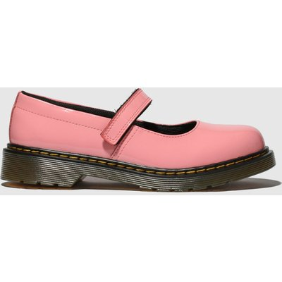 Dr Martens Pink Maccy Shoes Youth