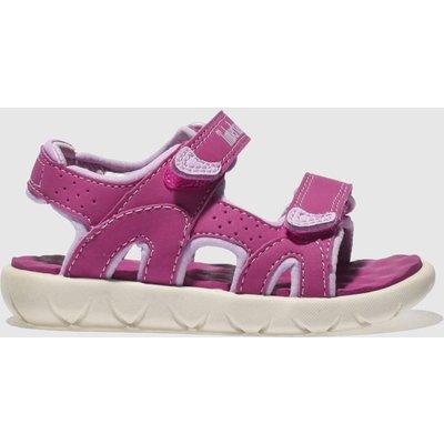 Timberland Pink Perkins Row Sandals Toddler