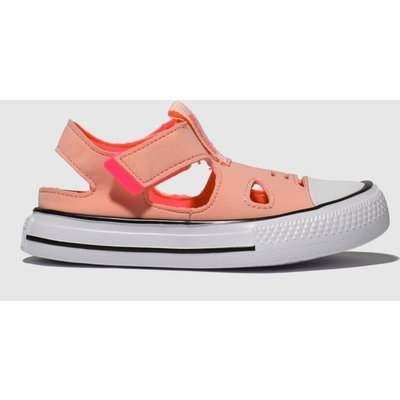 Converse Pale Pink All Star Superplay Sandal Sandals Toddler